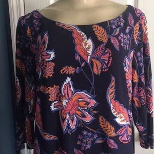 Vince Camuto Dresses - NWT Vince Camuto print dress sz 14